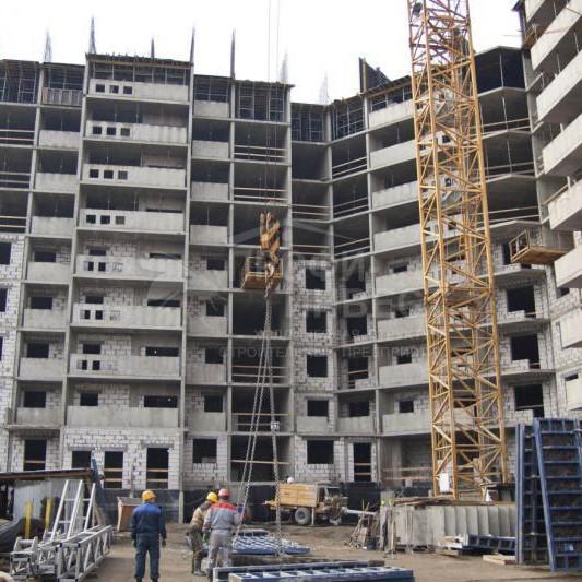 ЖК Дом на Тургенева, ход строительства,этапы работ